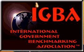 International Government Benchmarking Association logo